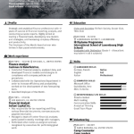 Financial Analyst Resume Sample 2Financial Analyst Resume Sample 2