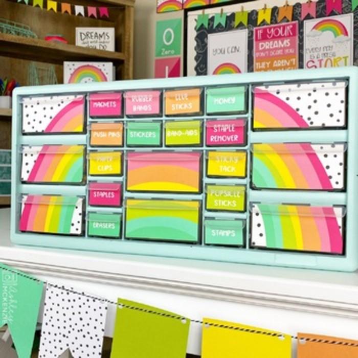 Homeschool-classroom-setup-ideas-by-Ashley-McKenzie-TPT