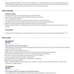 QA Engineer Resume Sample 5
