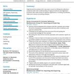 Senior Accountant Resume Example 5