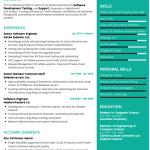 Software Testing Resume Sample 1