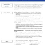 Software Testing Resume Sample 4
