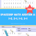Spaceship-Math-Addition-A