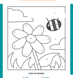 Spring Is Worksheet   Printable Worksheets and Activities for Teachers [ 2000 x 1414 Pixel ]