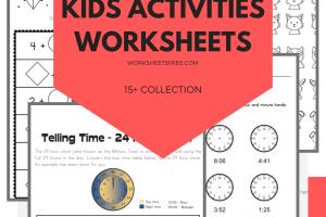 Top 10 2nd Grade Math Kids Activities Worksheets