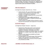 UX Designer Resume Sample 4