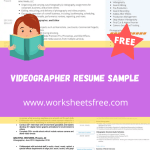 Videographer Resume Sample