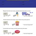 first grade money worksheets 3