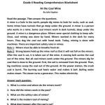 grade 4 reading comprehension worksheets pdf4