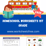 homeschool worksheets 1st grade