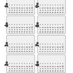 multiplication table worksheet