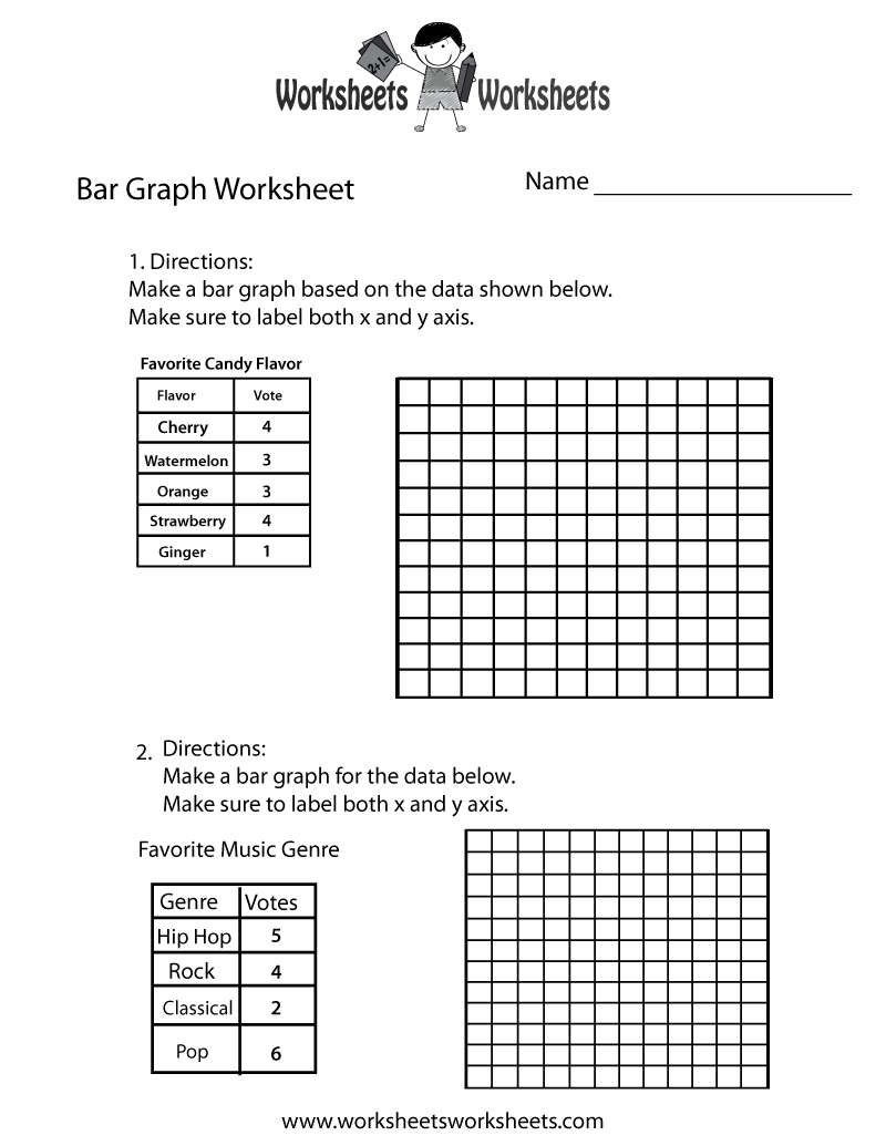 medium resolution of Bar Graph Worksheets For Class 4 - Free Table Bar Chart