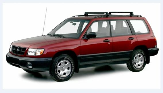 2000 Subaru Forester Wiring Diagram