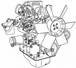 Perkins 400 Series Engines Repair Service Workshop Manual