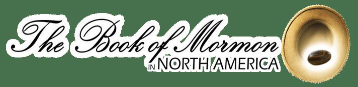book of mormon title logo