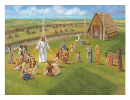 Christ Visits Neph_36x48 sized smaller