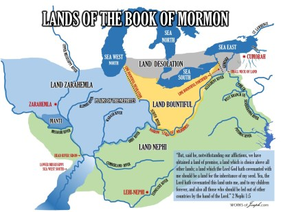 Lands of the Book of Mormon