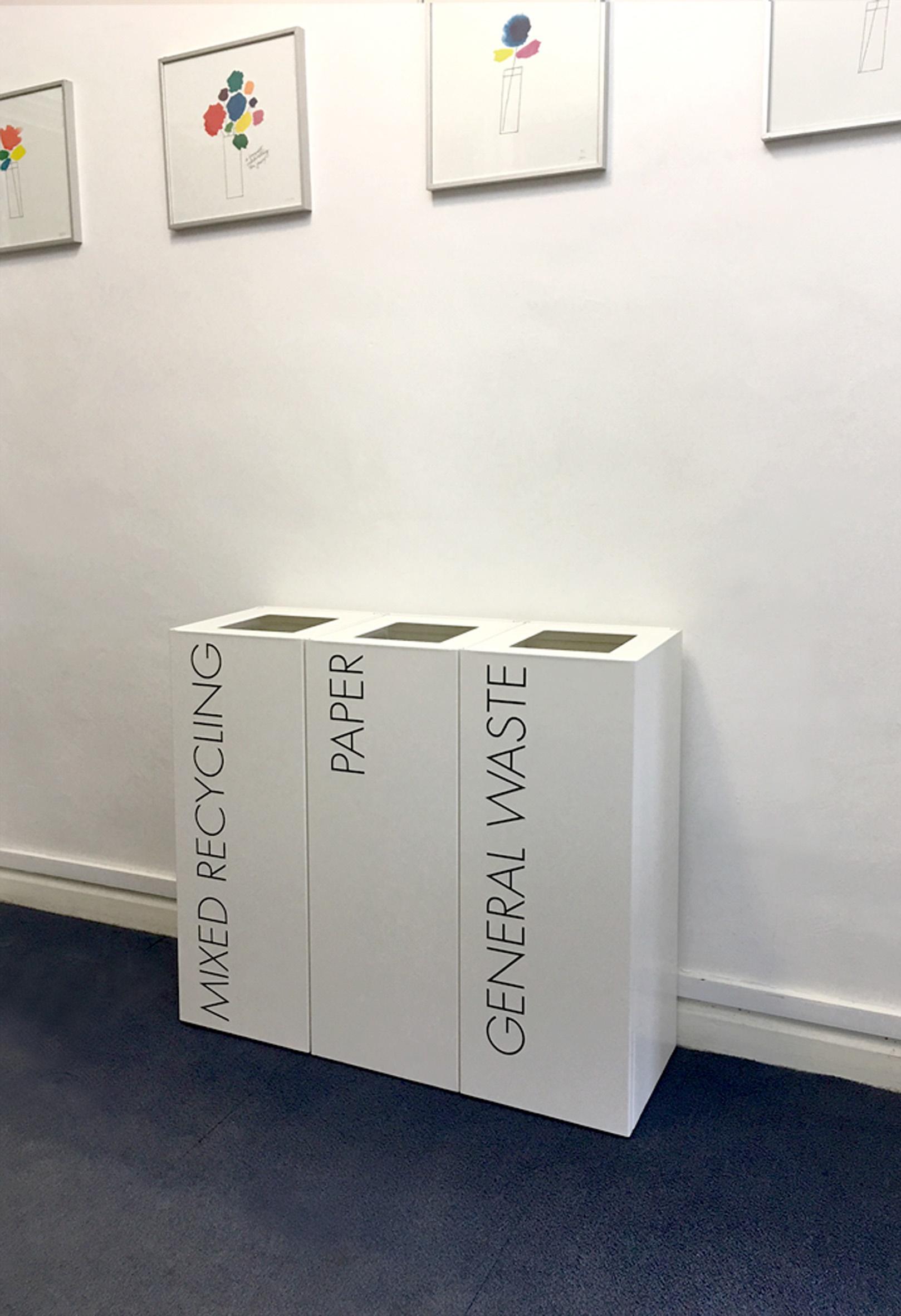 Office Recycling Bins Stylish Office Recycling Bins