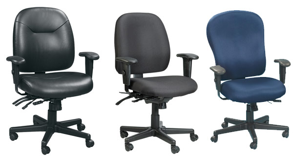 Eurotech Office Chairs  Ergonomic Chairs