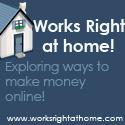 Make Money Online with www.worksrightathome.com!