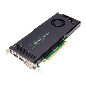 DELL nVidia QUADRO 4000 2Gb 3D GDDR5 PCI-E Card 256 CUDA Cores , P/N : 731Y3
