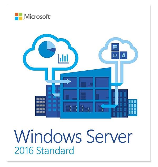 Windows Svr Std 2016 64Bit