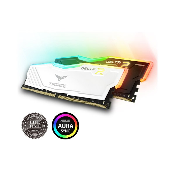 DDR4 8GB PC3000 TEAMGROUP DELTA RGB