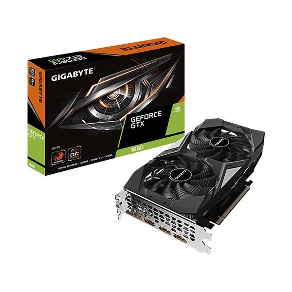 GeForce® GTX 1660 OC 6G