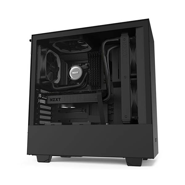 NZXT H510 - Tempered Glass Mid Tower Boitier PC GAMER