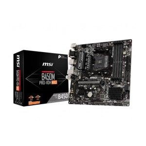 MSI B450M PRO-VDH MAX AMD Ryzen