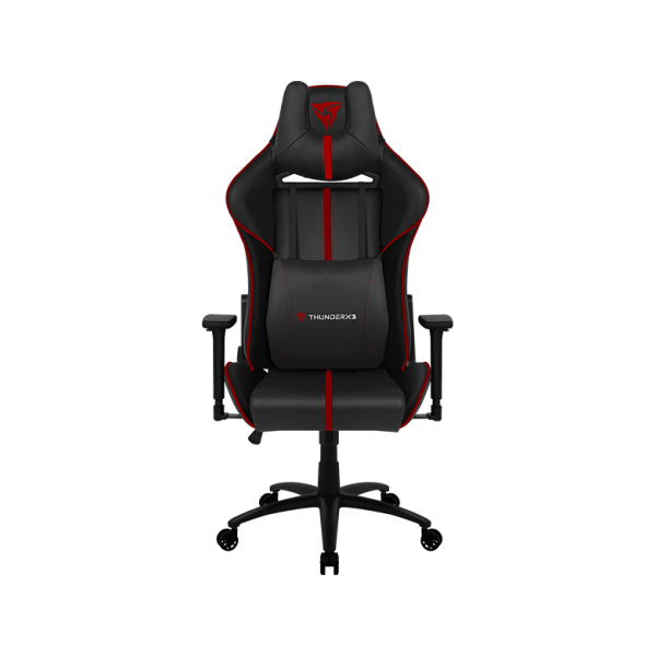 ThunderX3 BC5 (Noir / Rouge) similicuir inclinable à 180° CHAISE GAMER