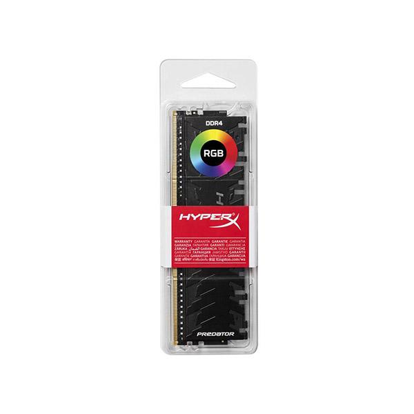 HyperX Predator RGB 8GB DDR4 2933MHz