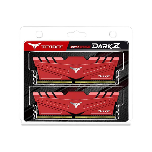 Mémoir RAM Team Group T-Force Dark Z RED 32GB Kit