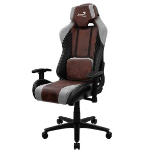 AeroCool BARON gaming chair red face