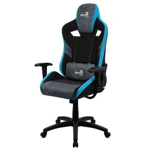 AeroCool COUNT Bleu gaming chair face 1