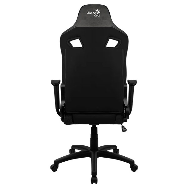 AeroCool COUNT Noir gaming chair face 1