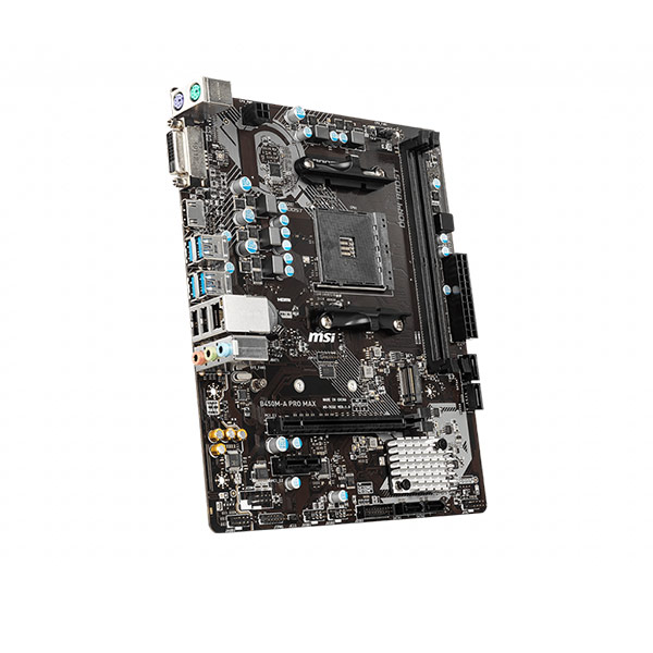 MSI B450M-A PRO MAX FACE 3