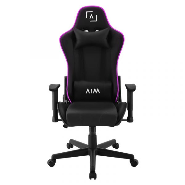 AIM E-SPORT RGB gaming chair FACE