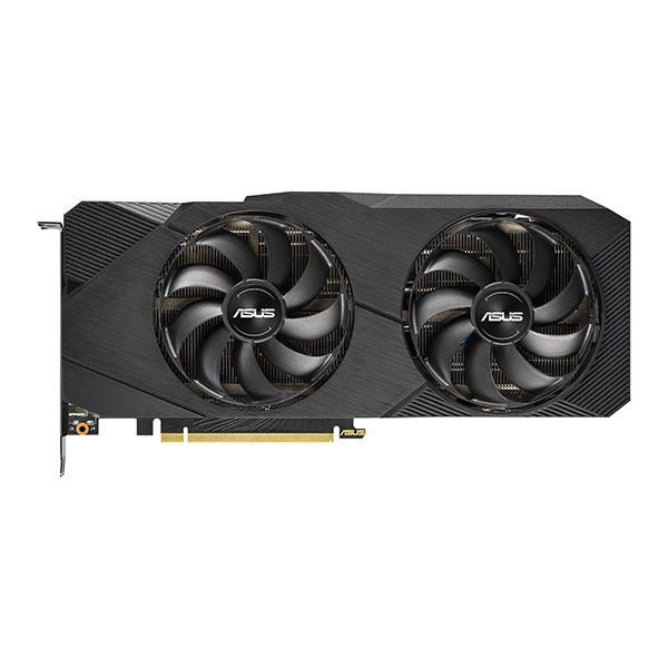 ASUS Dual GeForce RTX 2070 SUPER EVO OC face 2