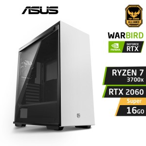 WARBIRD X7 Ryzen 7 3700X 16Go Nvidia RTX 2060 Super v2