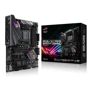 Carte mere ASUS STRIX B450-F GAMING Photo