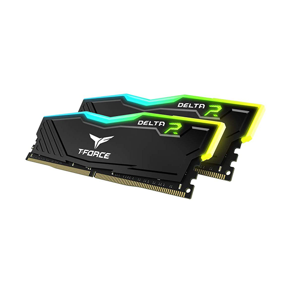 Team Group T-Force Delta 16 GB (2X8GB) 3000MHz Black FACE 4