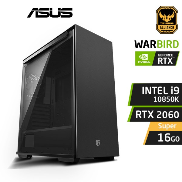 WARBIRD G10 i9-10850K 16GB NVIDIA RTX 2060 super