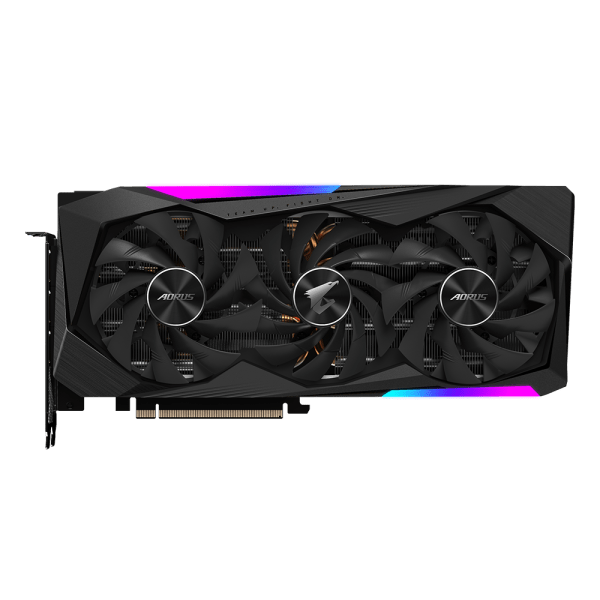 Gigabyte AORUS GeForce RTX 3070 MASTER 8G Photo 4