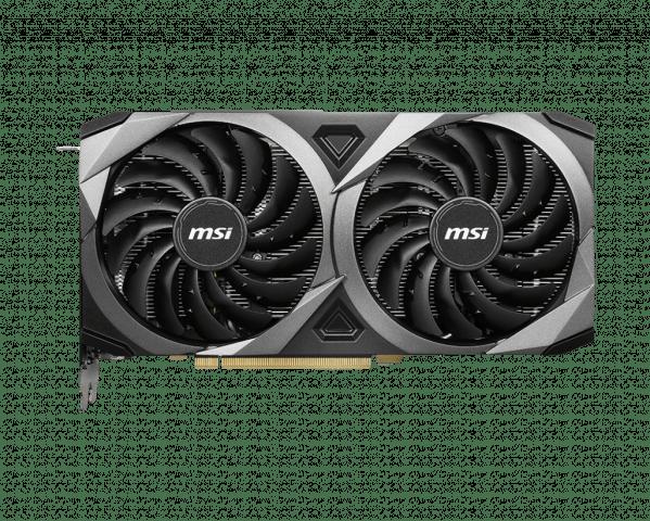 MSI GeForce RTX 3070 VENTUS 2X OC photo 1