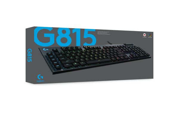 Logitech G815 Carbone photo 2