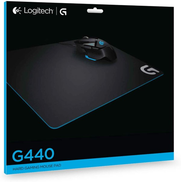 Logitech G440 Gaming Mouse Pad photo iiii