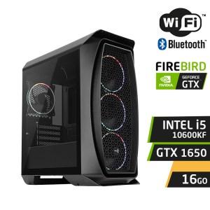 FIREBIRD F10 I5-10600KF 16GB GTX 1650 WiFi + BT 4.2