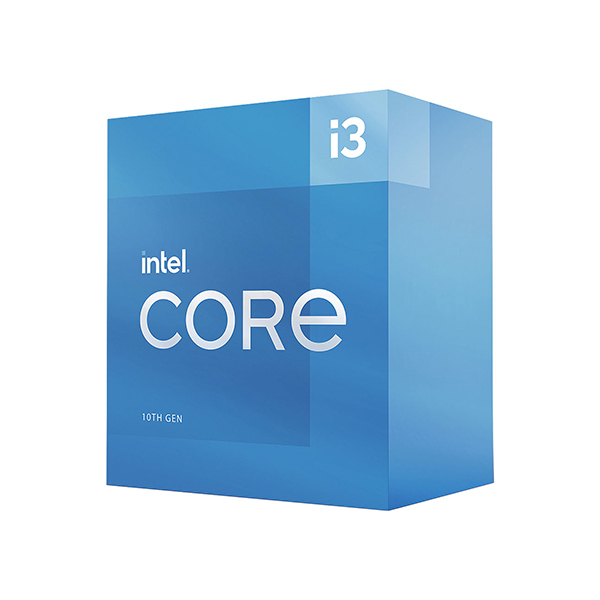 Intel Core i3-10105 workstation maroc