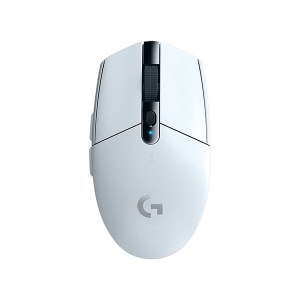 Logitech G305 Maroc Lightspeed Wireless Gaming Mouse (Blanc)